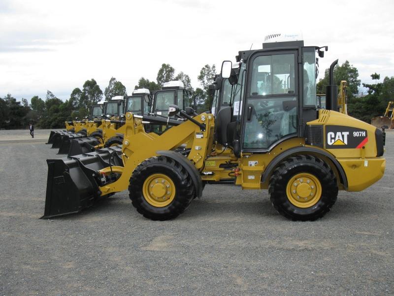 Cat 907H » Global Tractors