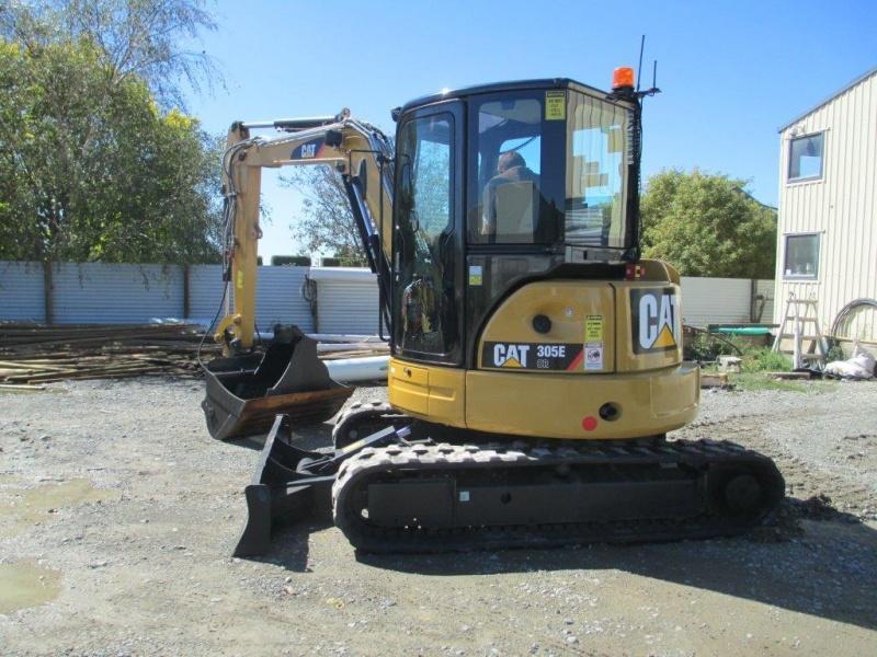 Cat 305E CR » Global Tractors