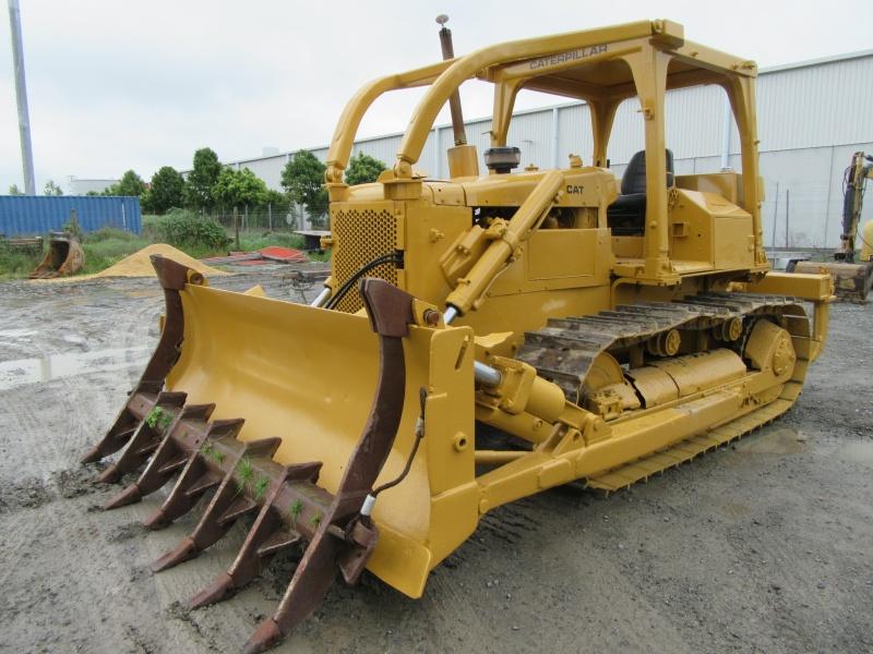 Cat D5B » Global Tractors