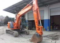 Hitachi ZX135 6800 hours