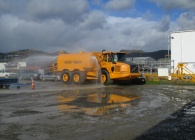 Volvo A30D Watercart