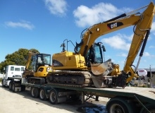 CAT 311DLRR and 305.5DCR
