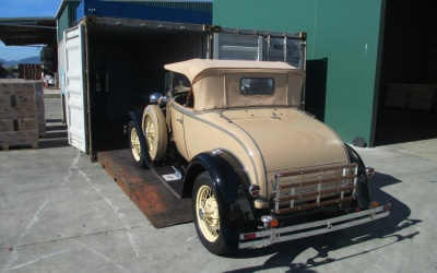 Ford Model A 1936